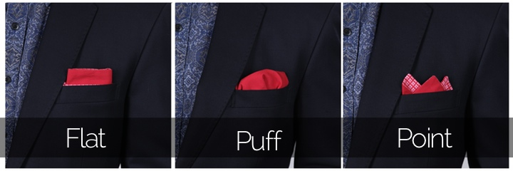 How To The Pocket Square Shirtcycle Blog